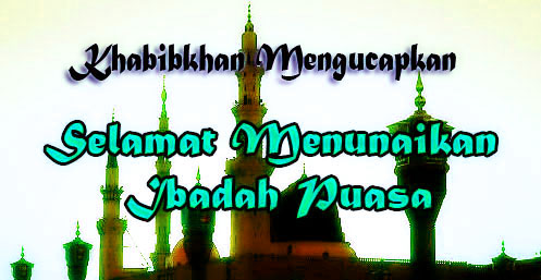 marhaban yaa ramadhan bebas bicara entertainment education