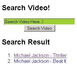 video finder