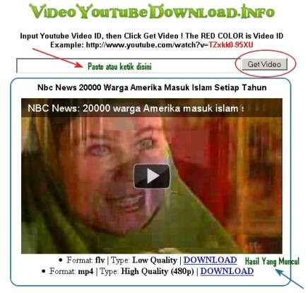 video youtube download