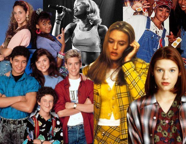Gaya Busana Fashion Tahun 90an Yang Kembali Trend Tahun Ini Bebas Bicara Entertainment