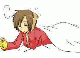 gambar bangun tidur