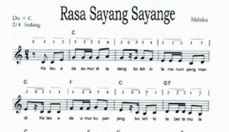 lagu rasa sayange diklaim malaysia